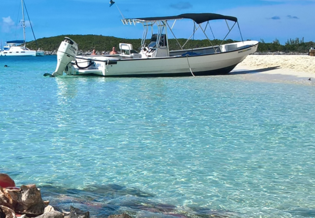 Boat Rentals in Exuma - Bahamas Vacation Cottages