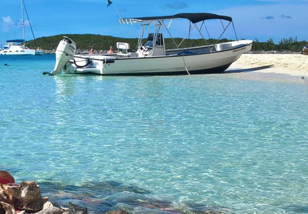 Minns rental boat