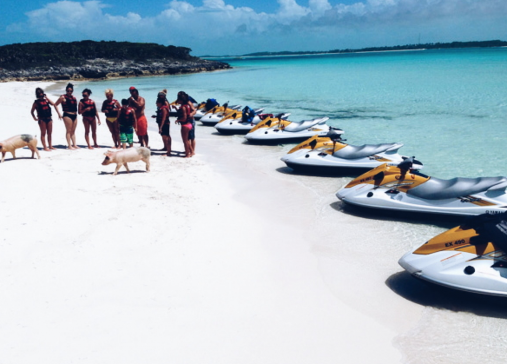 Jet Ski Rentals - Bahamas Vacation Cottages