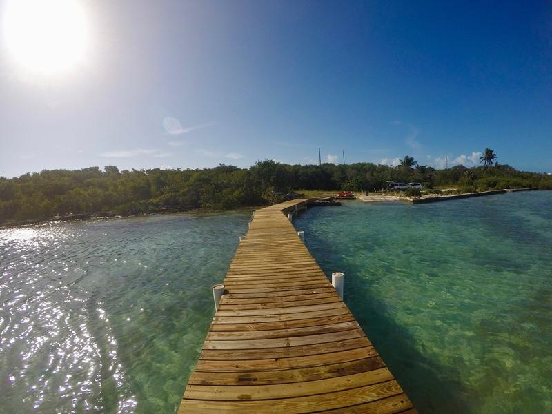 dock from Ocean